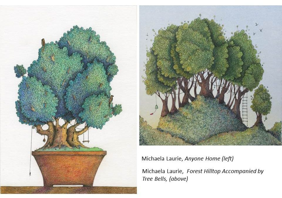 MICHAELA LAURIE Workshop – Whimsical Worlds