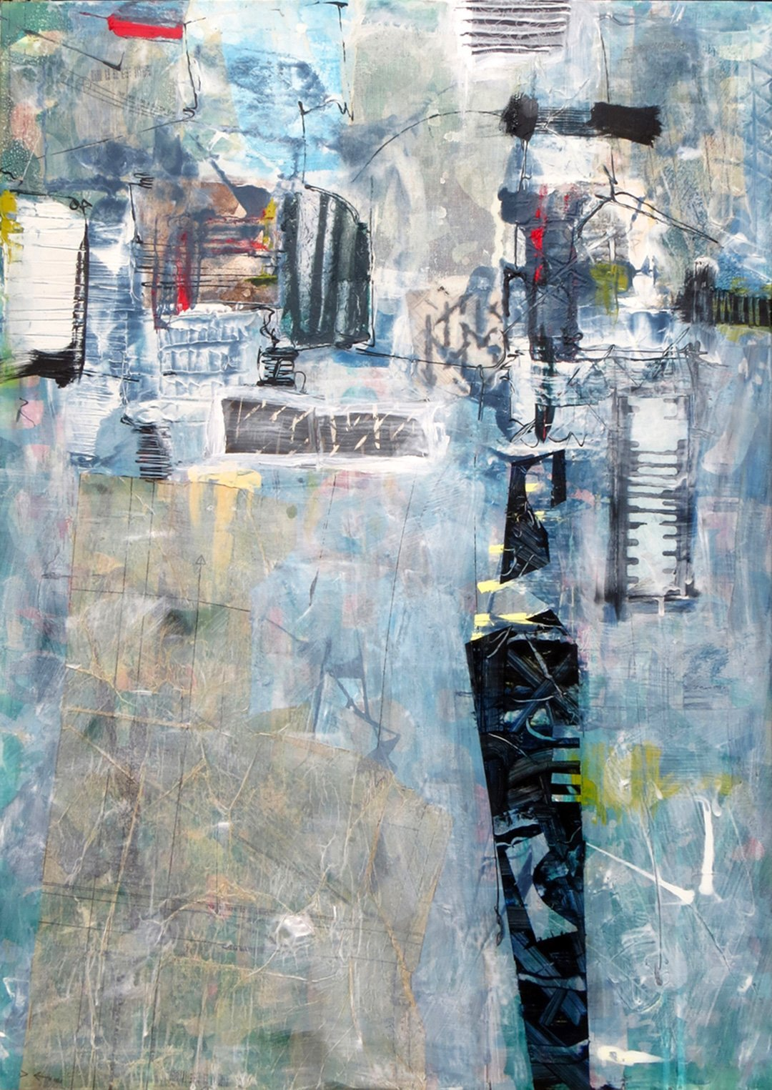 Steve Tomlin | As we sailed away from the quay