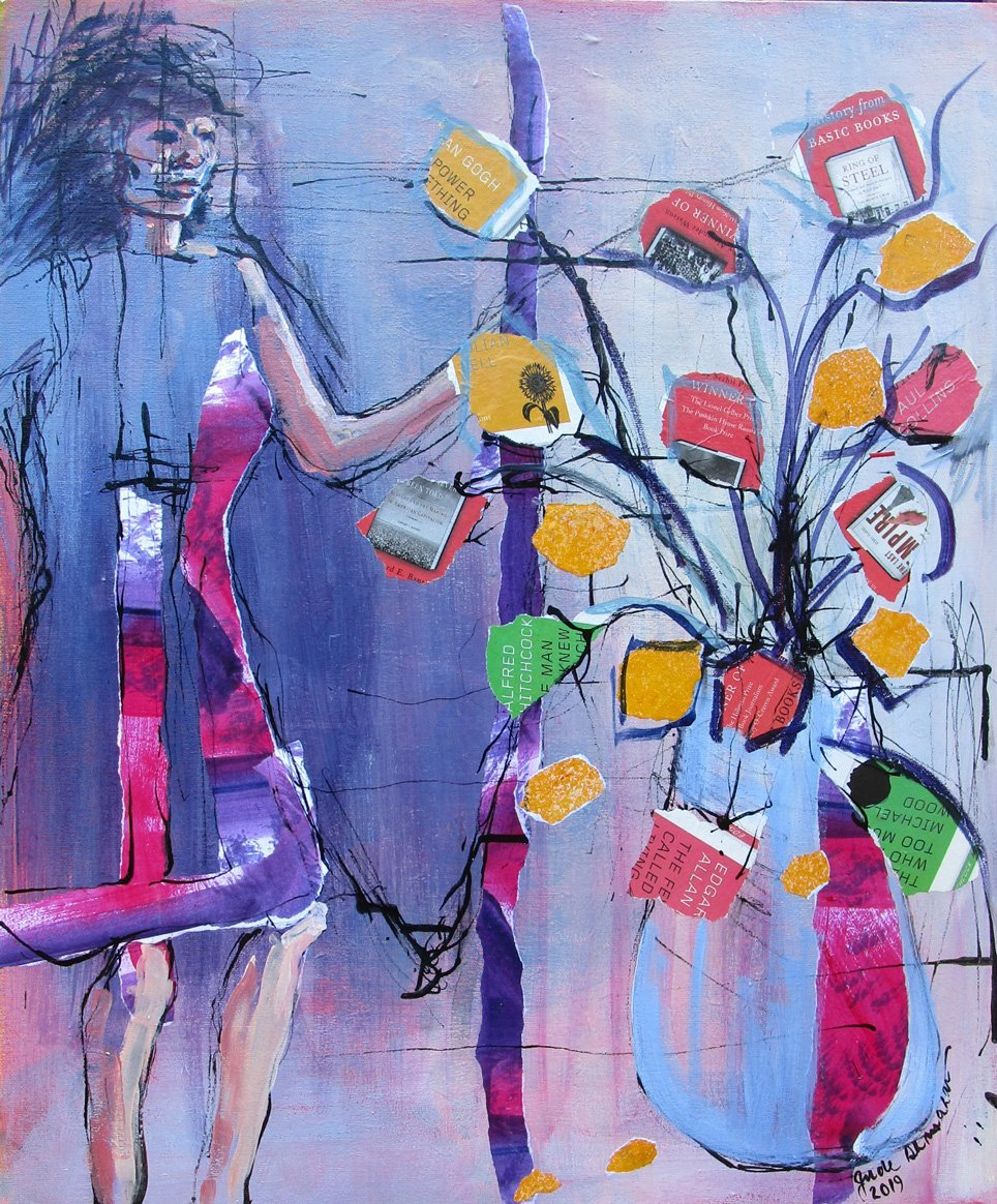 Jude Shanahan   Woman with Vase